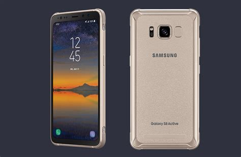 Samsung S8 Active official samsung s galaxy s8 active arrives exclusively at at t this week droid