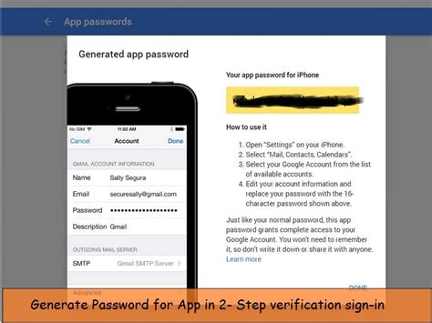 App For Two Problem On Signing In 2 Step Verification On Iphone App