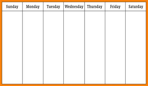 weekend calendar template 14 two week calendar template xavierax