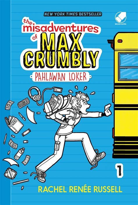 max crumbly 1 el sinopsis the misadventure of max crumbly 1 pahlawan loker dina s pensieve