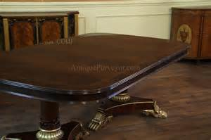 large and wide high end american made mahogany