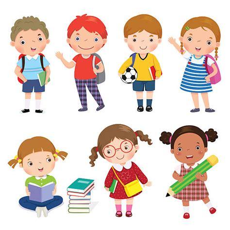 children clipart children clip vector images illustrations istock