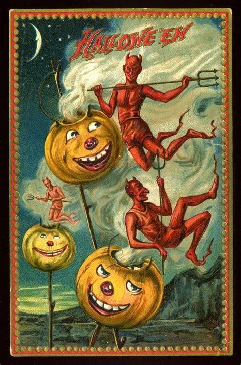 printable halloween vintage postcards vintage halloween collector 31 vintage halloween