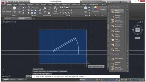 tutorial for autocad 2015 autodesk autocad 2015 tutorial a quick run through of