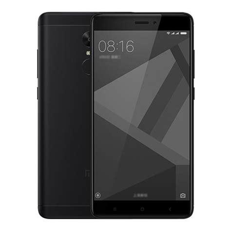 Xiaomi Redmi Note 4x Black Ram 3gb Rom 32gb T3009 1 xiaomi redmi note 4x 3gb ram 16gb rom smartphone black
