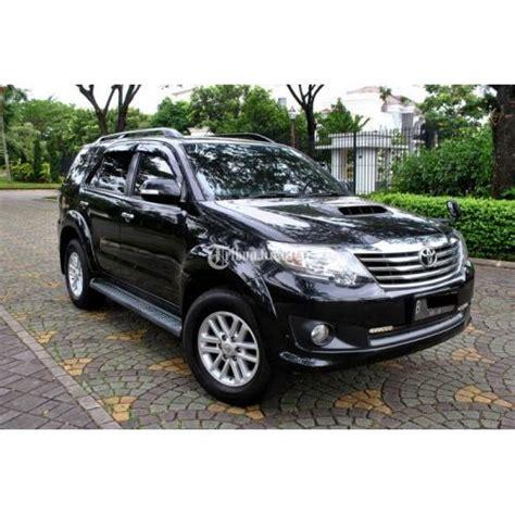Murah Fortuner Ad1604 Black Mobil Toyota Fortuner 2 5 G At Diesel Vnt Black Tahun 2013