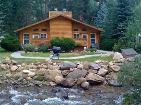 estes park cottages on the river our beautiful cabin on the river picture of antlers pointe estes park tripadvisor