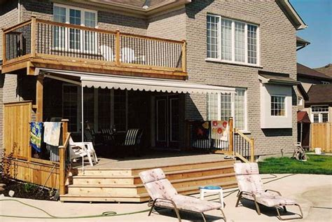 Jans Awnings by Retractable Awnings Patio Awnings Sun Protection