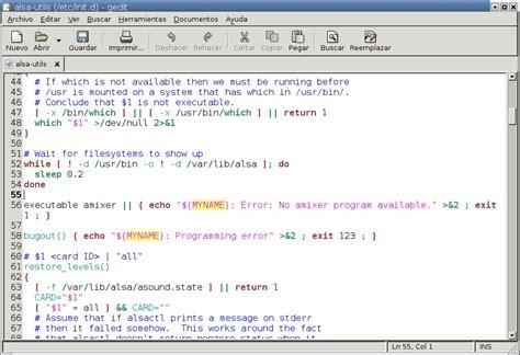 editar imagenes jpg texto editor de texto en linux estr 233 llate y arde org