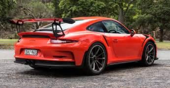 How Much Is A Porsche Gt 2016 Porsche 911 Gt3 Rs Review Caradvice