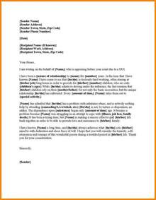 Letter To A Judge Template by 7 Character Letter To Judge Resume Reference