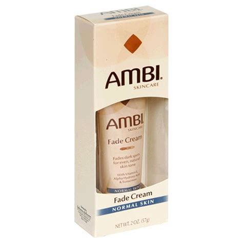Spl Normal New Pack Spl Skincare Normal ambi skincare fade normal skin 2 ounce pack