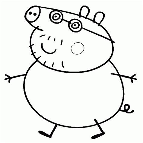 imágenes de cumpleaños para vecinos hermoso dibujos para colorear peppa pig gratis