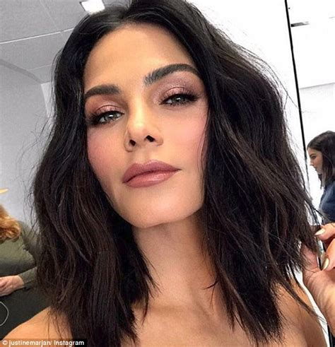 3 products jenna dewan uses for her hair how hairstylist justin marjan creates perfect waves