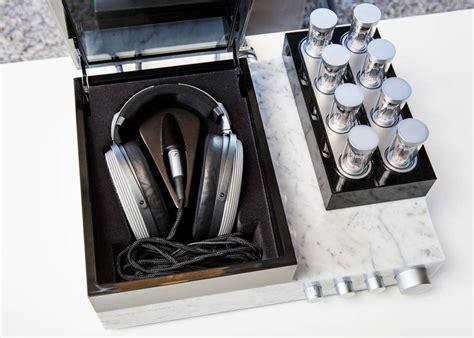 Crystalroc Blings Up Sennheiser Luxury Headphones by Sennheiser He 1 Is The World S Most Advanced Expensive