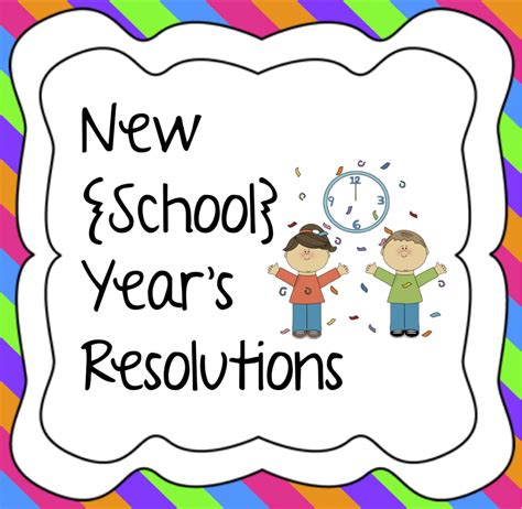 new year clip set new years resolution clipart 32