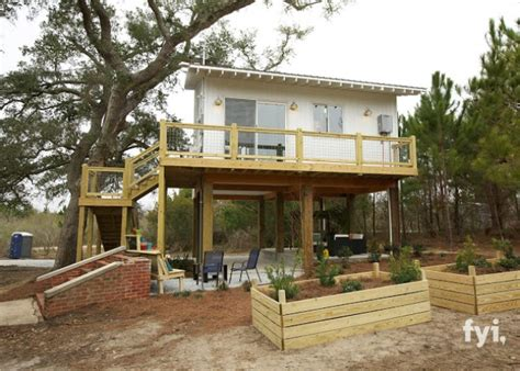 tiny houses for families mississippi family returns home to rebuild after hurricane