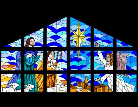 stained glass ls of bethlehem windows