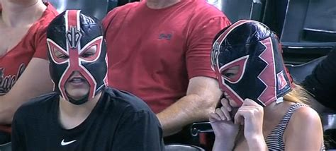 Dbacks Giveaways - d backs hold luchador wrestling mask giveaway night video holdout sports