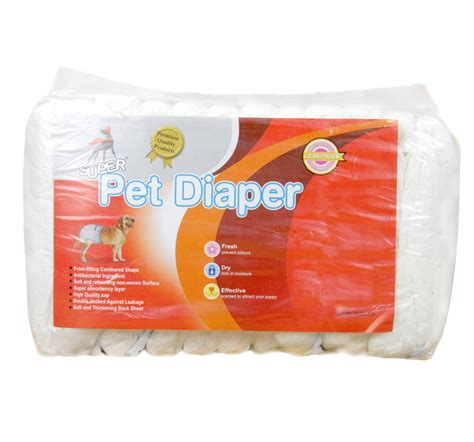 diapers for dogs pet for dogs large 12 pads dogspot pet supply store