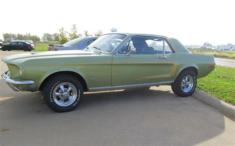 1968 mustang rims five mustangs and five sets of wheels ebay motors