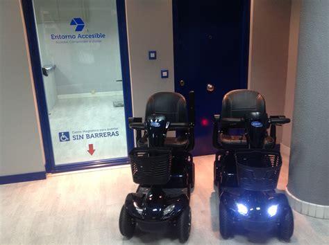 alquiler de scooters electricos  minusvalidos entorno accesible granada scooters