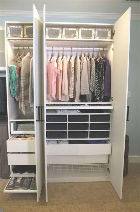 Pax Closet by A Personalized Pax Wardrobe Provides The Storage You Need For All The Clothing And Accessories