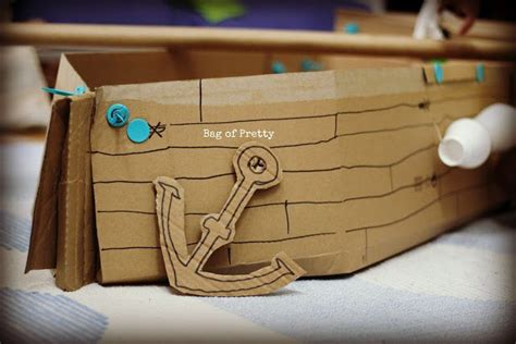 how to make a boat cardboard 1000 ideas about cardboard box boats on pinterest boat