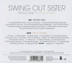 swing out sister private view swing out sister private view limited edition tokyo