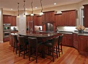 kitchen cabinets with hardwood floors 34 kitchens with wood floors pictures