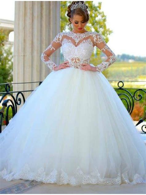 Lace Bridal Gowns by Gown Sleeves Lace Wedding Dresses Bridal Gowns