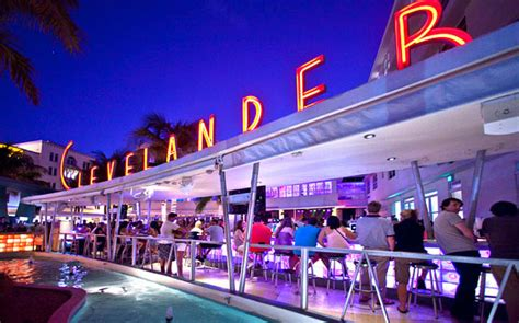 top bars in miami best bars pubs in miami beach