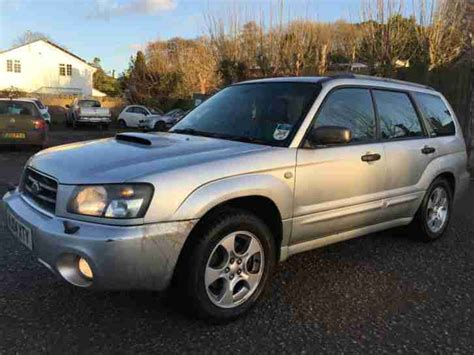Subaru Forester Turbo For Sale by Subaru Forester Xt Turbo Car For Sale