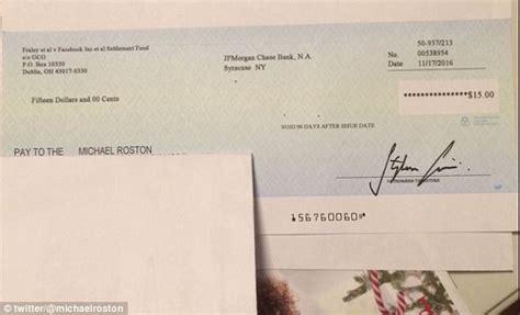Verified Person Background Check Usa News Users Receive Checks After Network Used Members Names And Faces In