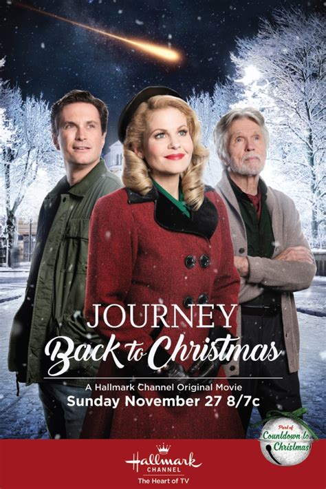 oliver hudson christmas movie journey back to christmas 2016