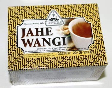 evermill jahe 20 sachet intra jahe wangi 200 gram econimic pack instant