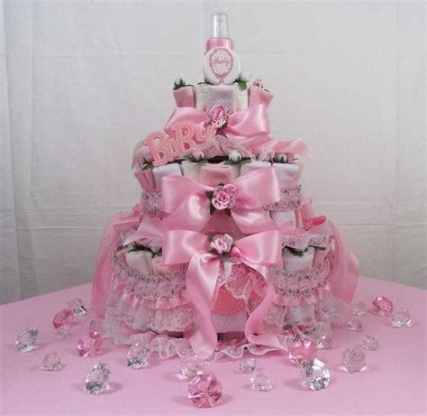 3 tier quot princess quot cake baby shower