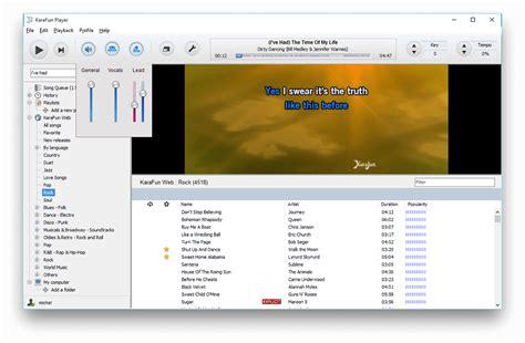 free download software karaoke pc full version free karaoke software karafun player