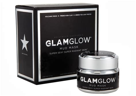 diy glamglow mask
