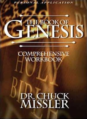 genesis prophecy rock series the book of genesis comprehensive workbook by chuck