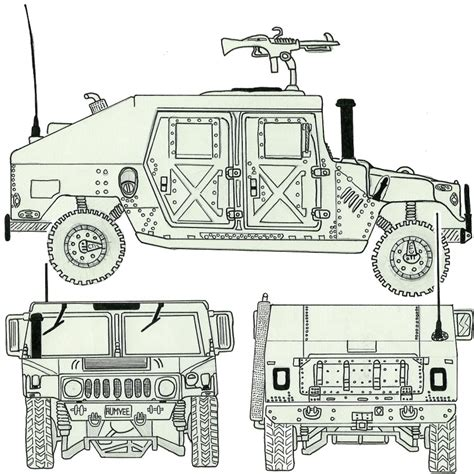 humvee drawing sketches of humvees pictures to pin on pinterest pinsdaddy