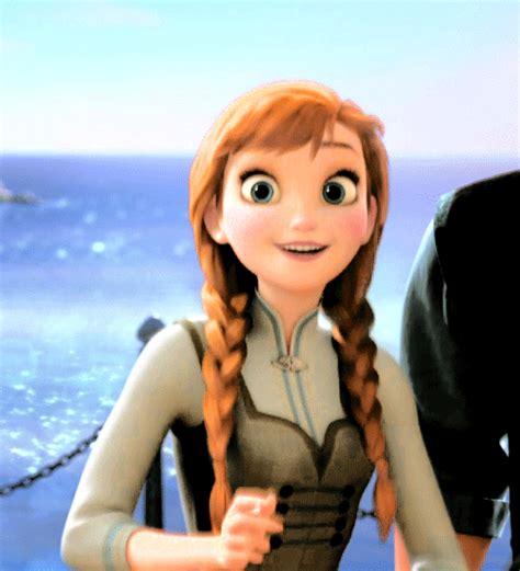 imagenes y mas imagenes gif para pin risas gifs animadas frozen anna sonriendo buscar con google