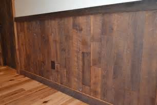 wood panel wainscoting reclaimed wood paneling enterprise wood products