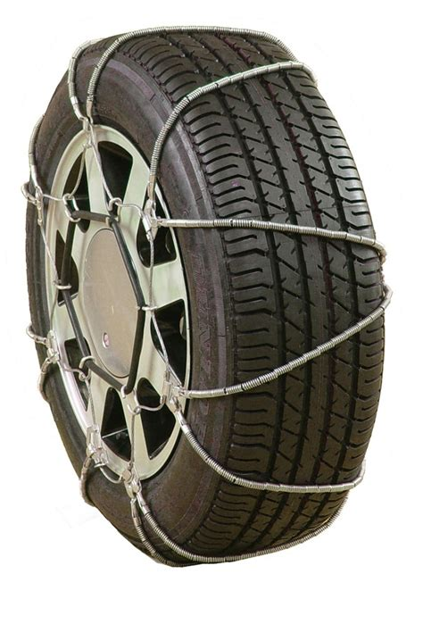 plymouth laser glacier  trac cable snow tire chains  pair