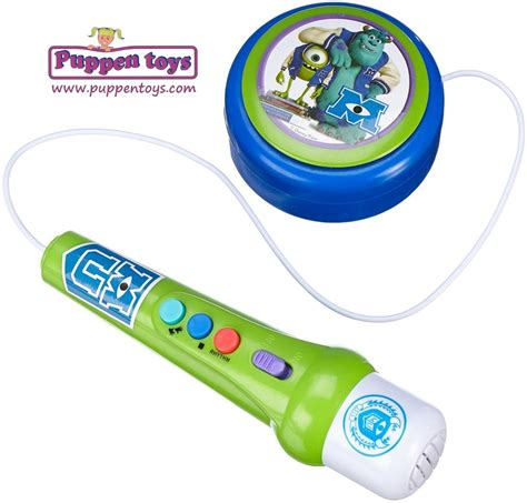 the disney pixar monsters universitytoy story zone also acts as a microphone monsters university disney reig juguetes