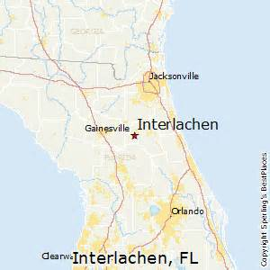 best places to live in interlachen florida