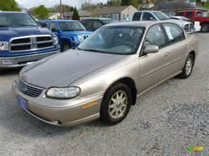 1999 sandrift metallic chevrolet malibu ls sedan 63319688