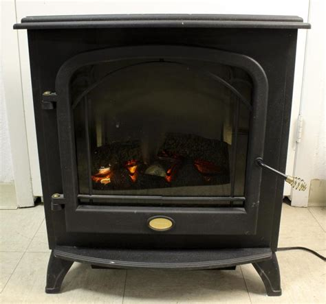 dimplex faux charmglow fireplace air heater