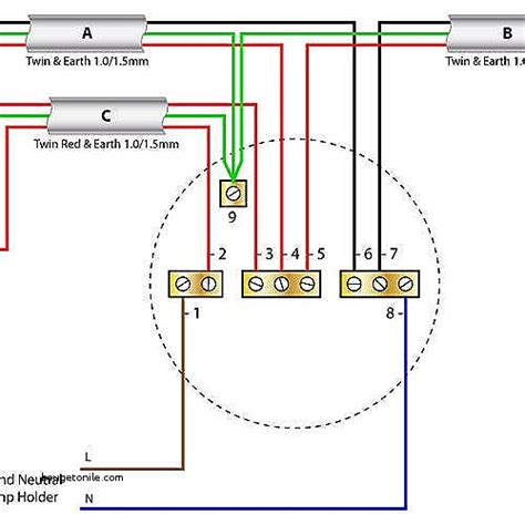 new electrical junction box wiring diagram wiring diagram