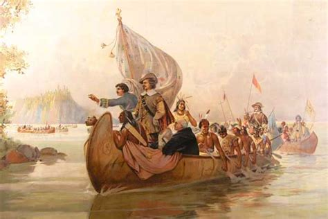 canoes he was ice he nation m 233 tis du soleil levant